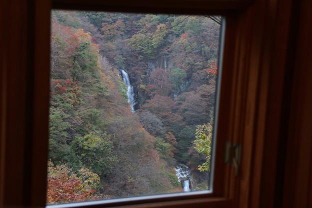 霧降の滝_日光 D4078