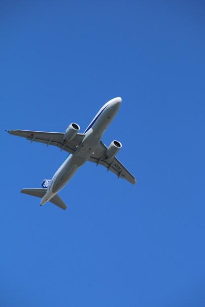 飛行機 成田 D4127