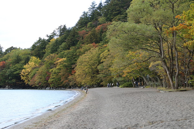 十和田湖 D3817