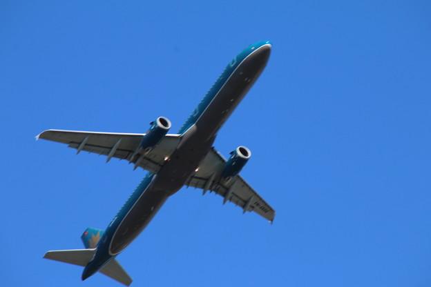 飛行機_成田 D4150