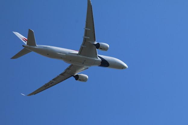 飛行機_成田 D4157