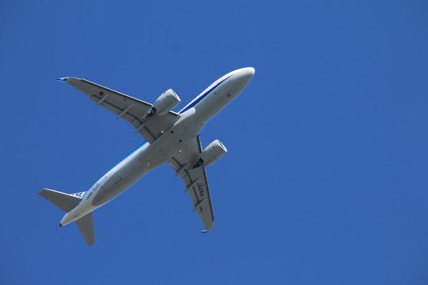 飛行機_成田 D4160