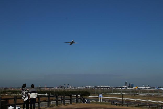飛行機_成田 D4163