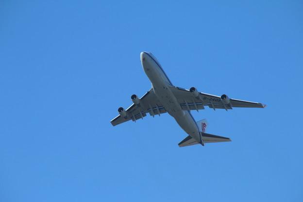 飛行機_成田 D4172