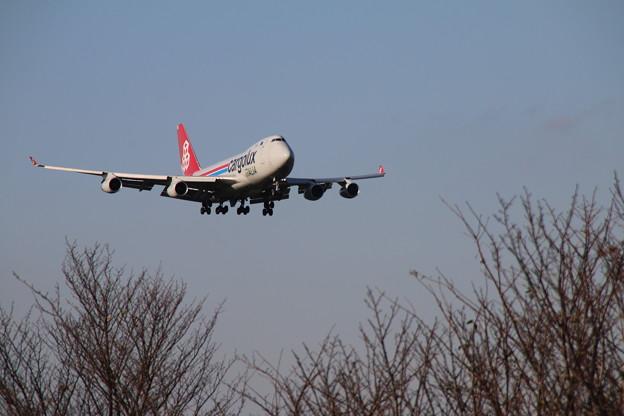 飛行機_成田 D4220