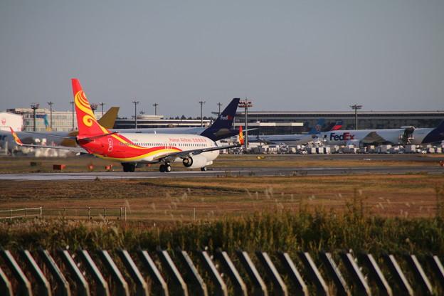 飛行機_成田 D4218