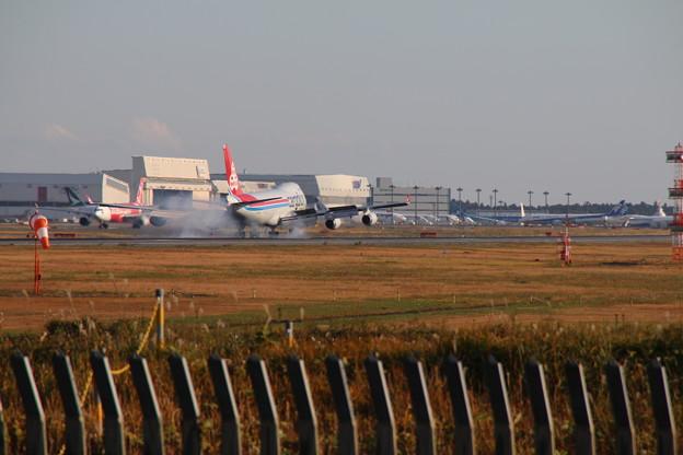 飛行機_成田 D4222