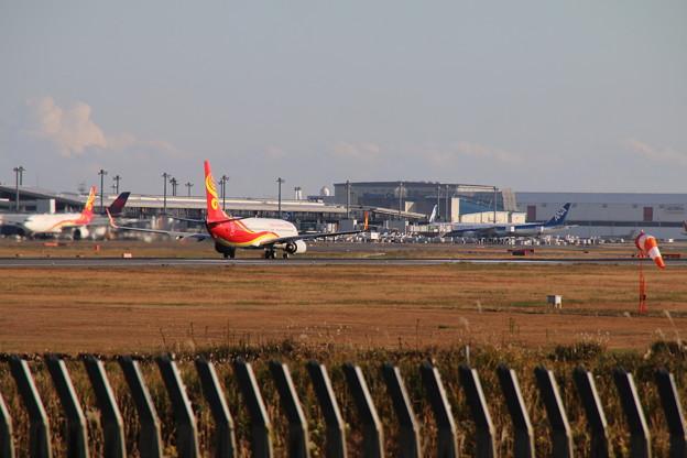 飛行機_成田 D4223