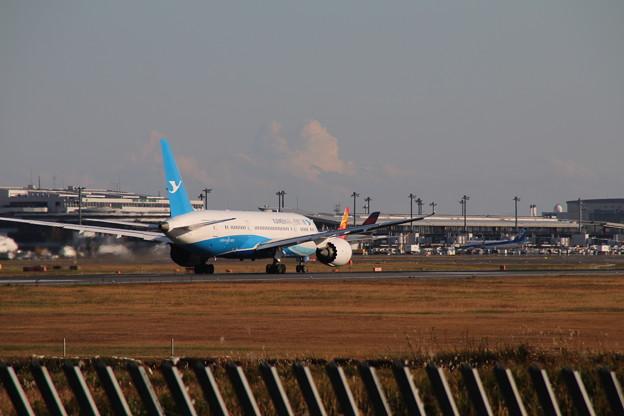 飛行機_成田 D4226