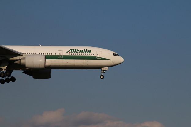 飛行機_成田 D4236