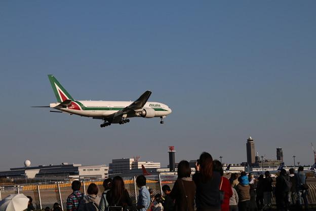飛行機_成田 D4238