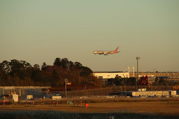 飛行機_成田 D4436