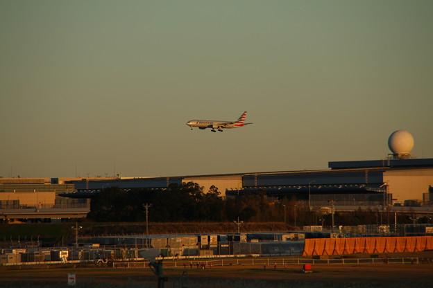 飛行機_成田 D4438