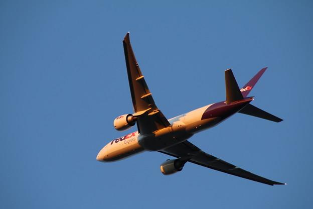 飛行機_成田 D4456