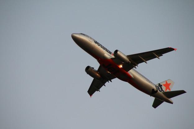 飛行機_成田 D4471