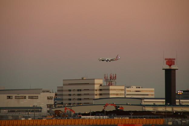 飛行機_成田 D4479