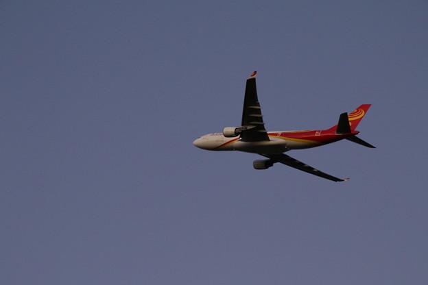 飛行機_成田 D4481