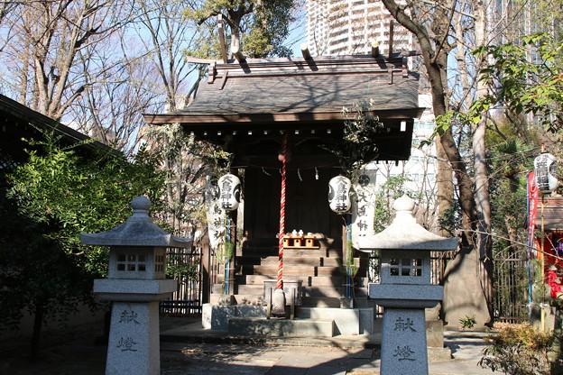 大島神社_新宿 D4578