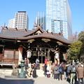 熊野神社_新宿 D4580