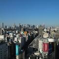 ビル群_渋谷 D4592