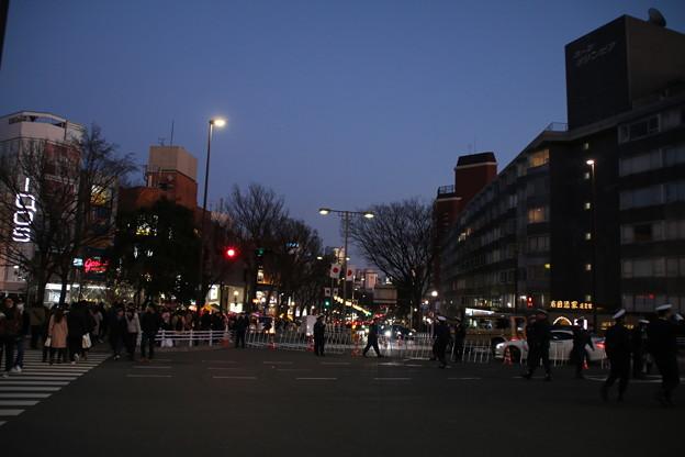 夜景_原宿 D4595