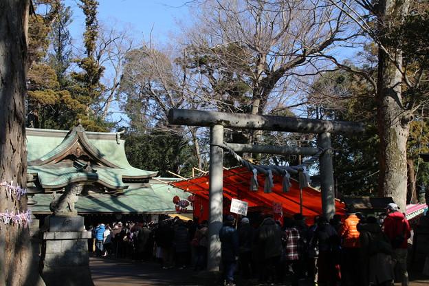 Photos: 一言主神社_常総市 D4605