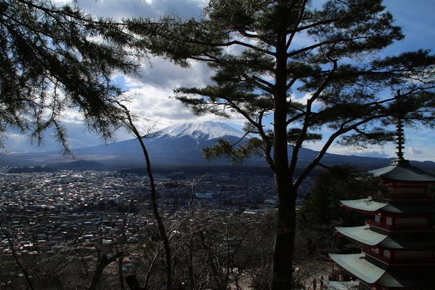 富士山_山梨 D4673