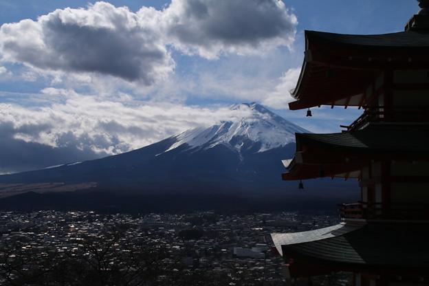 富士山_山梨 D4685