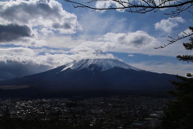 富士山_山梨 D4695