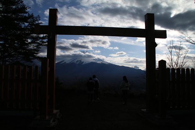 富士山_山梨 D4738