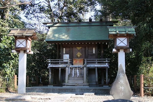 櫻木神社 D4909