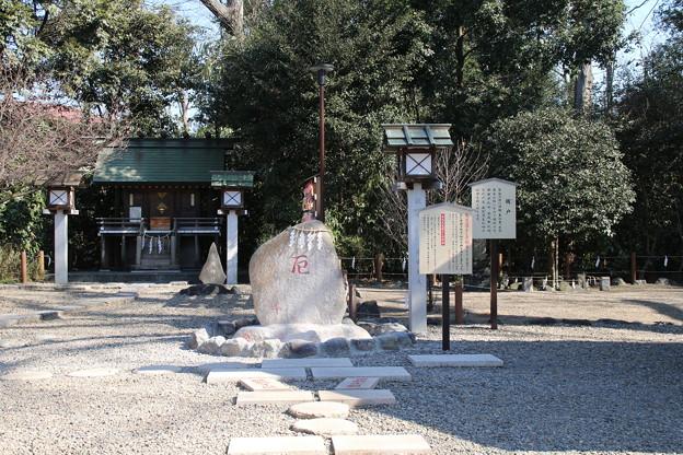 櫻木神社 D4906