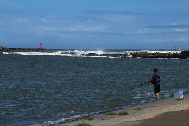 大洗の海 D6741