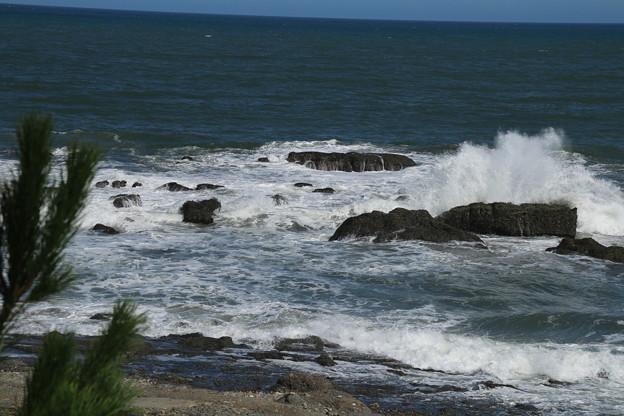 大洗の海 D6765