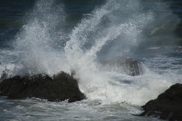 大洗の海 D6767