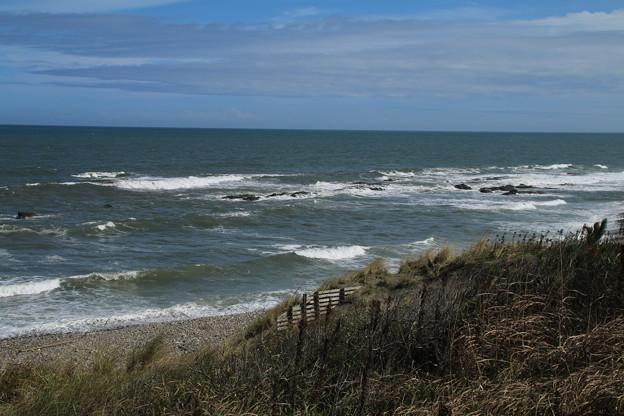 大洗の海 D6772