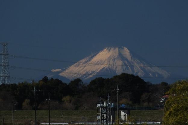 富士山_風景 F4287