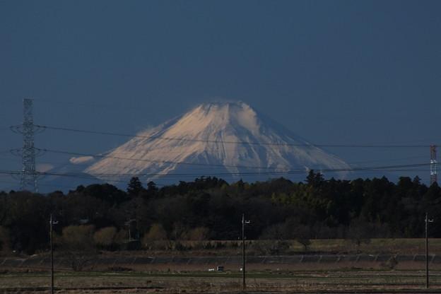 富士山_風景 F4293
