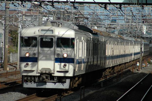 常磐線415系電車