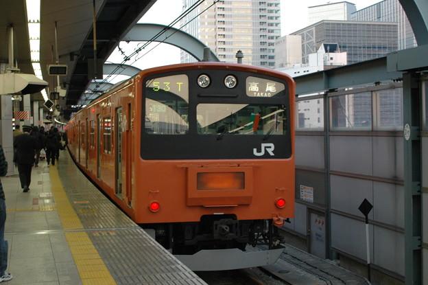 中央線快速 高尾行(T30)