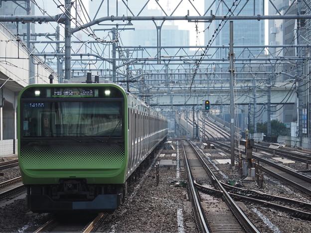 山手線E235系電車