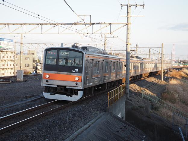 205系M6編成