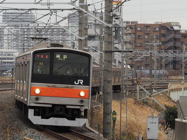 武蔵野線205系(2)