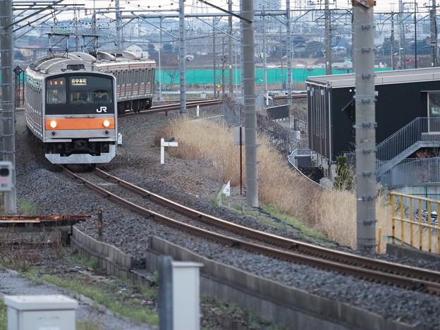 武蔵野線 205系電車