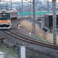 Photos: 武蔵野線 205系電車