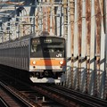 Photos: 江戸川橋梁の205系