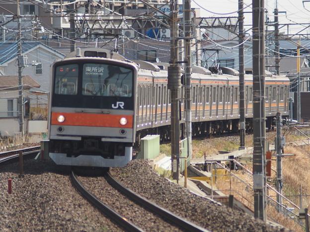 東川口駅(1)