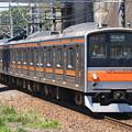 Photos: 205系M4編成(中望遠構図)