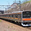 Photos: 205系M4編成(標準構図)