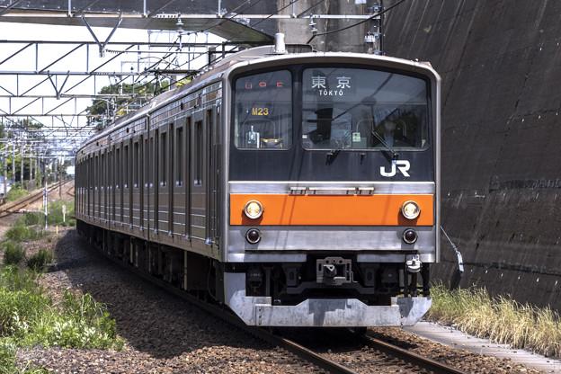 No.73 205系M23編成
